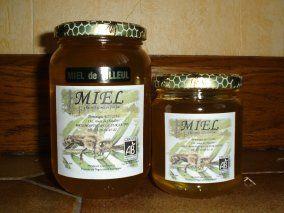 miel d'acacia ou tilleul
